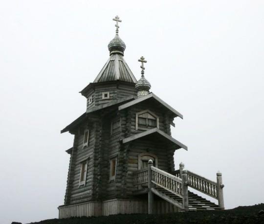 Самому южному православному храму исполнилось 10 лет