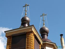 В Северной Осетии возведен храм на пожертвования военных