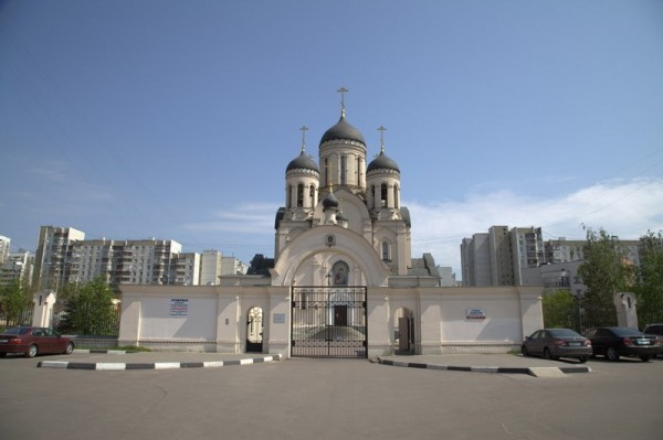 Детская литургия состоится в храме Юго-восточного московского викариатства