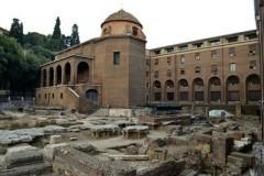 В Риме археологи обнаружили, возможно, древнейший в городе храм