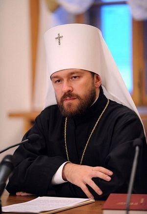 Митрополит Иларион рассказал о подготовке к Всеправославному Собору