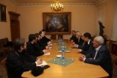 Митрополит Иларион (Алфеев): В Сирии происходит полномасштабное гонение на христиан