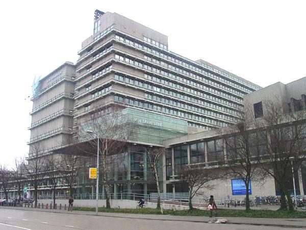 Курс библейского перевода в Независимом университете Амстердама