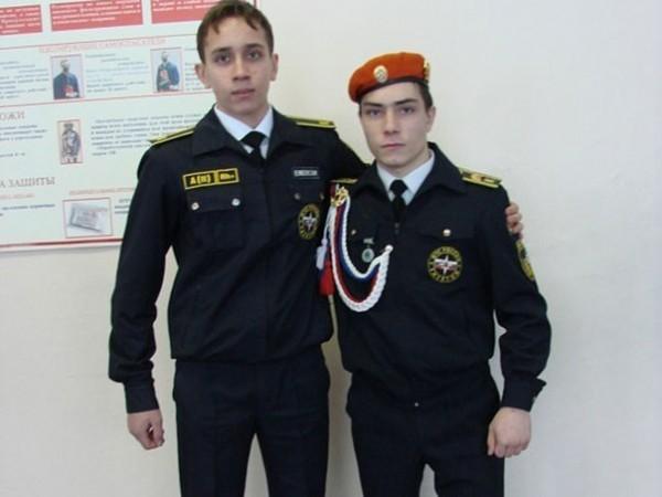 Кадеты из Владимирской области спасли на пожаре человека