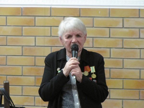 Лидия Карпухина