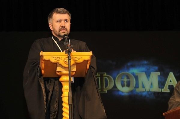 Журнал «ФОМА в Украине» возглавил протодиакон Александр Карпенко