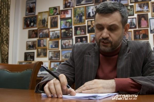 Владимир Легойда: Общецерковный суд может рассматривать обращения от мирян
