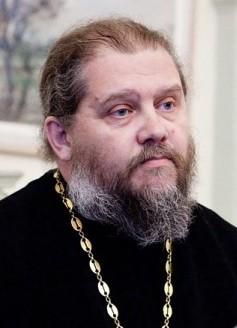 Протоиерей Андрей Лоргус
