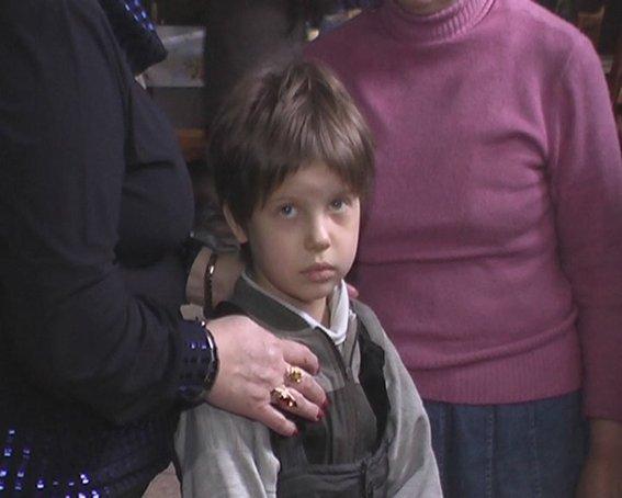 Пропавшая женщина с ребенком нашла приют в луганском храме