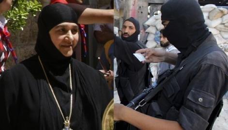 Опубликован видеоролик-обращение монахинь Маалюля с просьбой о помощи