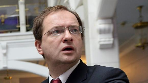 Владимир Мединский: «Мы живем в расколотом обществе, это наша общая беда»
