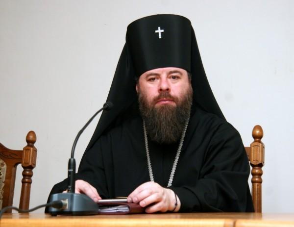 Архиепископ Луганский и Алчевский Митрофан: Конкретных мер по защите храмов мы не предпринимаем
