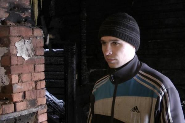 Житель Ижевска спас из горящего дома пятерых человек