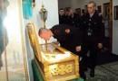 Военнослужащие Северного флота поклонились мощам Святителя Луки Войно-Ясенецкого