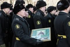 Во Владивостоке освятили походные храмы для боевых кораблей