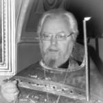 Преставился почетный настоятель храма Воскресения Словущего на Успенском вражке протоиерей Владимир Романов
