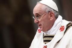 Папа Римский призвал Украину к миру