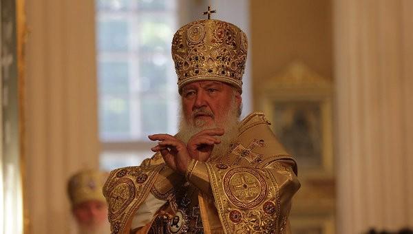 Патриарх Кирилл: Сторонники законов, одобряющих гей-союзы, превзошли даже язычников