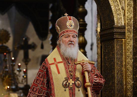 Патриарх Кирилл: Новомученики являют дивный пример стойкости и святости