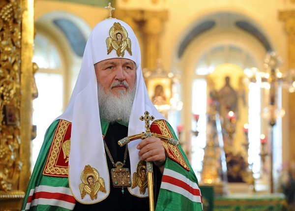 Патриарх Кирилл: Церковь призвана объединять всех