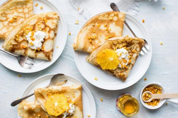 Масленичные рецепты блинов