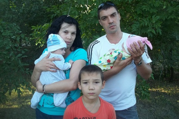 Победив рак, жительница Волгограда родила двойню