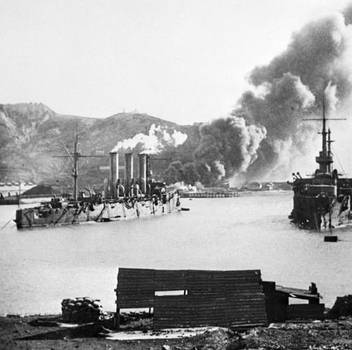 Памяти героев Порт-Артура