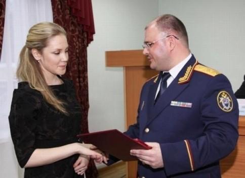 Жительница Башкирии награждена медалью за спасение ребенка от насильника