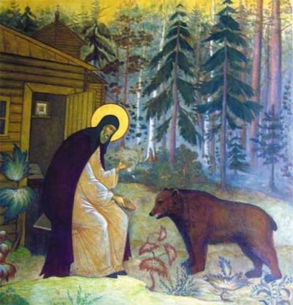 В Петербурге торжественно открыли год празднования преподобного Сергия Радонежского