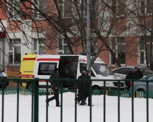 Полицейский, раненный учеником московской школы, нуждается в донорской крови