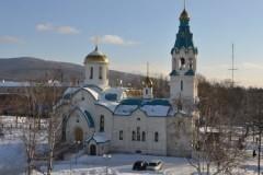 В соборе на Сахалине расстреляли монахиню и прихожанина