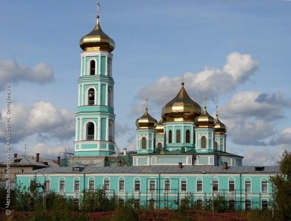 Свято-Троицкий кафедральный собор передан в собственность Пермской епархии