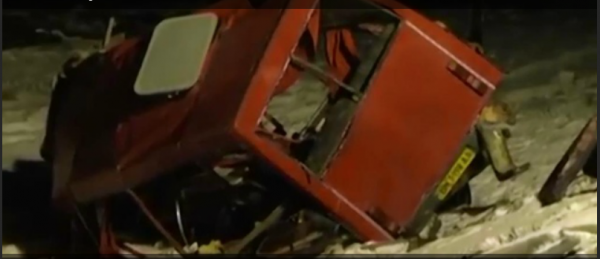Отец погибшего в Сумах подростка спас из искореженной маршрутки четверых