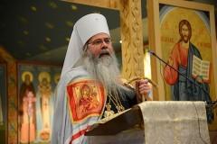 Митрополит всей Америки и Канады Тихон призывает остановить насилие на Украине