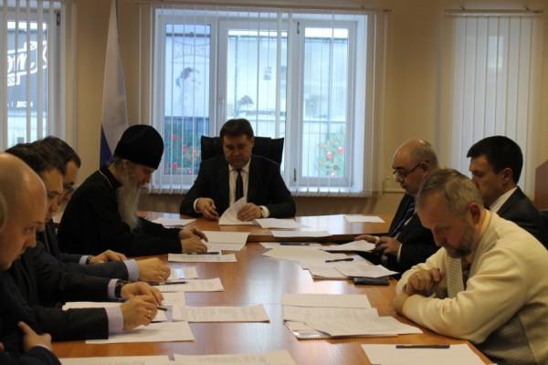 В Наблюдательный совет центра «Урал без наркотиков» включили представителей духовенства