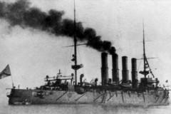 """Во Владивостоке почтили память экипажей крейсеров """"Варяг"""" и """"Кореец"""""""