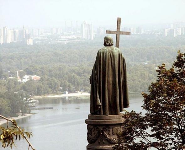 В Москве установят памятник святому равноапостольному князю Владимиру