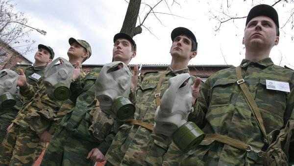 Студенты смогут пройти военное обучение вместо службы в армии