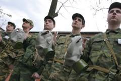 С марта в России начнут создавать военные учебные центры для студентов