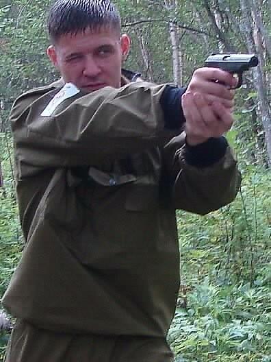Степан Комаров. Фото из соцсети