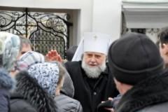 Наместник Почаевской Лавры митрополит Владимир попросил журналистов «не перекручивать» информацию
