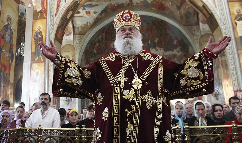 Митрополит Черкасский Софроний: Именем Господа Иисуса Христа призываю опомниться и остановить кровавый произвол!