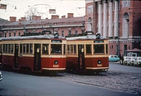 Ленинград в 60-е годы