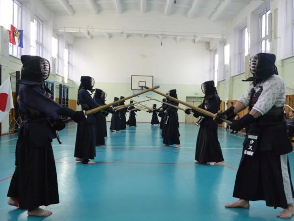 Будущие пастыри из Хабаровска взяли в руки мечи