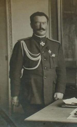 Генерал Духонин