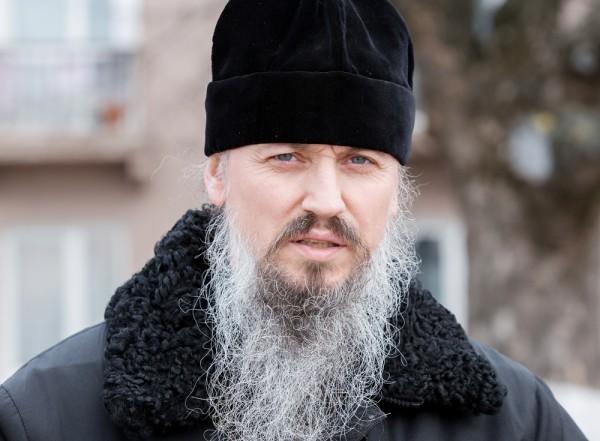 Игумен Василиск (Горбуль), насельник Троице-Сергиевой Лавры, духовник фонда «Омофор»
