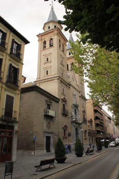 Храм Богородицы Скорбящей (Гранада)
