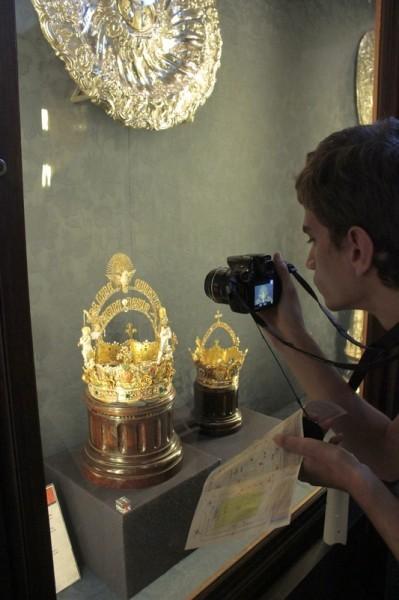 Сокровищница кафедрального собора Богородицы в Севилье