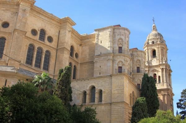 Кафедральный собор в честь Боговоплощения в Малаге