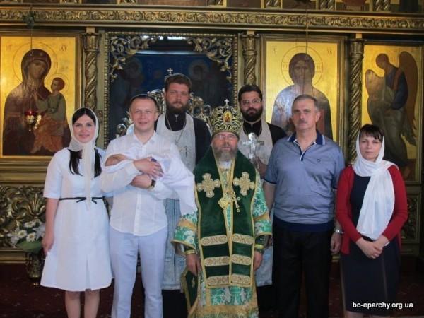 Новый и.о. Министра обороны Украины поддержал инициативу крестить детей военнослужащих